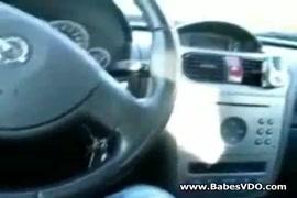 Gf sexy colpo sedile del conducente
