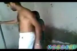 Coppia di rajasthan in rapporto douche